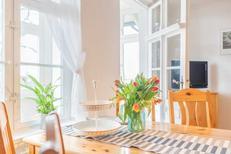 Appartement 1814353 voor 3 volwassenen + 1 kind in Ahlbeck