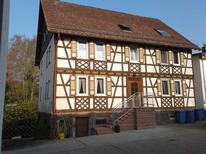 Appartement 1815197 voor 2 volwassenen + 2 kinderen in Brombachtal-Hembach