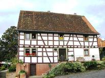 Appartement 1815200 voor 6 personen in Brombachtal