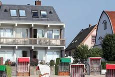 Holiday apartment 1820858 for 2 persons in Wyk auf Föhr