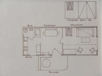 Studio 1820936 für 3 Erwachsene + 1 Kind in Vitte auf Hiddensee