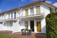 Rekreační byt 1822021 pro 4 osoby v Neddesitz auf Rügen
