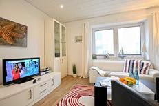 Ferienwohnung 1824731 für 4 Erwachsene + 1 Kind in Wangerooge