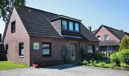 Appartement 1826184 voor 6 volwassenen + 1 kind in Bensersiel