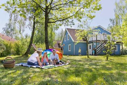 Mecklenburg-Vorpommern, Rechlin Ferienwohnung mit Hund