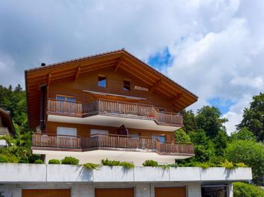Für 5 Personen: Hübsches Apartment / Ferienwohnung in der Region Beatenberg