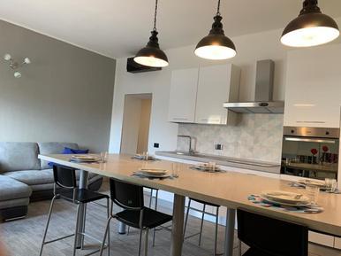 Für 11 Personen: Hübsches Apartment / Ferienwohnung in der Region Alghero