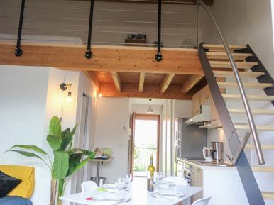 Für 5 Personen: Hübsches Apartment / Ferienwohnung in der Region Arcachon