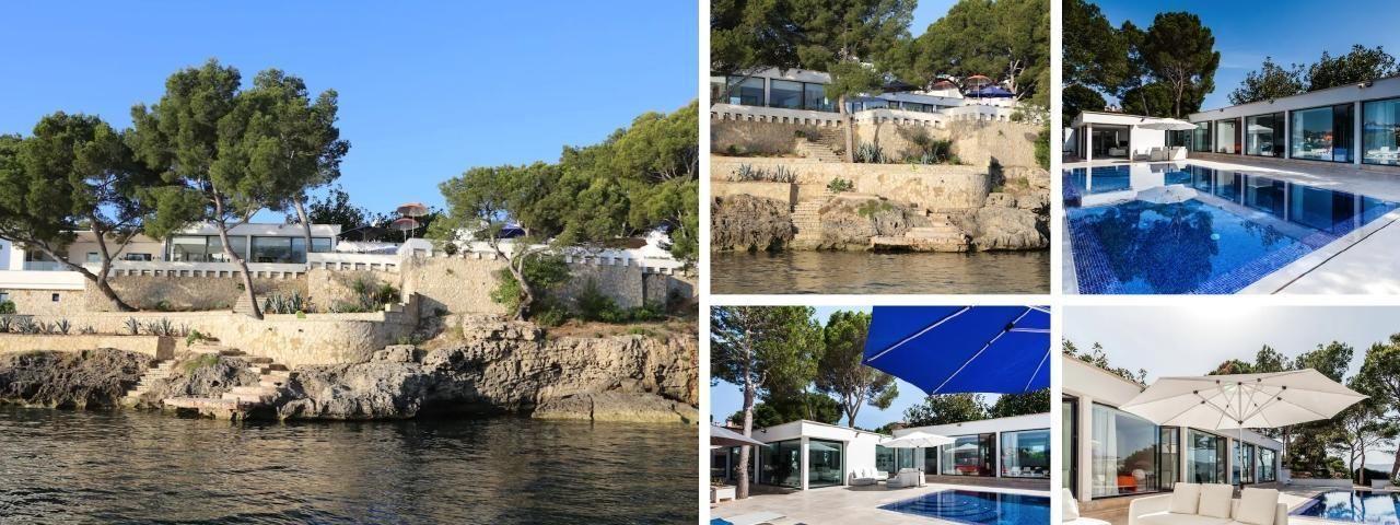Ferienhaus mit Privatpool für 12 Personen ca 350 m² in Santa Ponça Mallorca Südwestküste von Mallorca