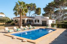 Holiday home 1846375 for 7 persons in Cala Blanca