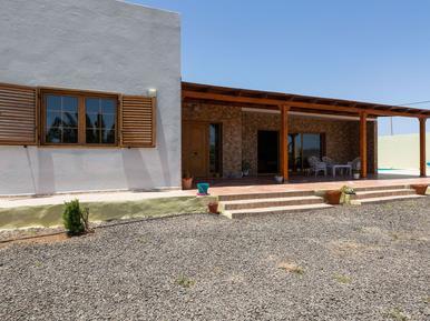 Gemütliches Ferienhaus : Region Fuerteventura für 11 Personen