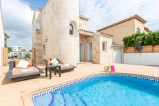 Holiday home 1851146 for 8 persons in Empuriabrava