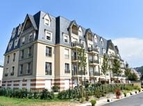 Appartement 1851394 voor 6 personen in Deauville