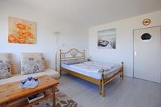 Etværelseslejlighed 1852474 til 3 personer i Burgtiefe