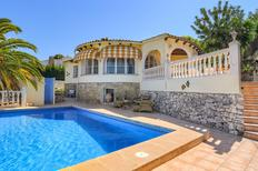 Holiday home 1854953 for 6 persons in Benissa