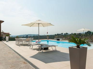 Gemütliches Ferienhaus : Region Pescara für 8 Personen