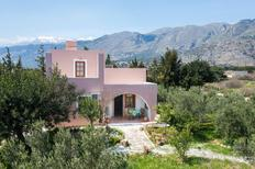Holiday home 1859072 for 4 persons in Frangokastello
