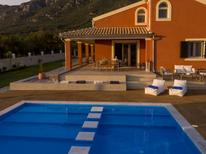 Holiday apartment 1859274 for 6 persons in Prassoudi
