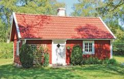 Casa de vacaciones 186523 para 4 personas en Hörlösa