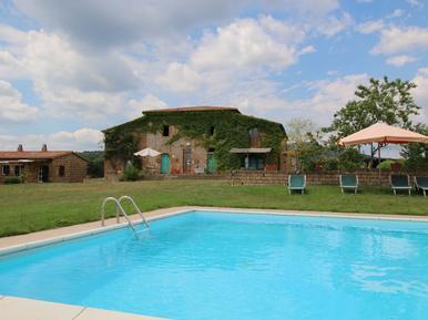 Für 6 Personen: Hübsches Apartment / Ferienwohnung in der Region Sorano