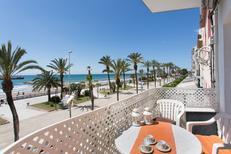 Appartamento 1862482 per 3 persone in Sitges