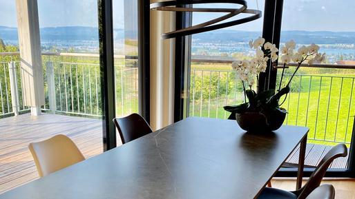 Für 6 Personen: Hübsches Apartment / Ferienwohnung in der Region Ostschweiz