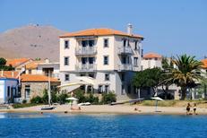 Appartamento 1867510 per 6 persone in Myrina auf Limnos