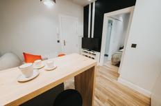 Rekreační byt 1869956 pro 3 osoby v León