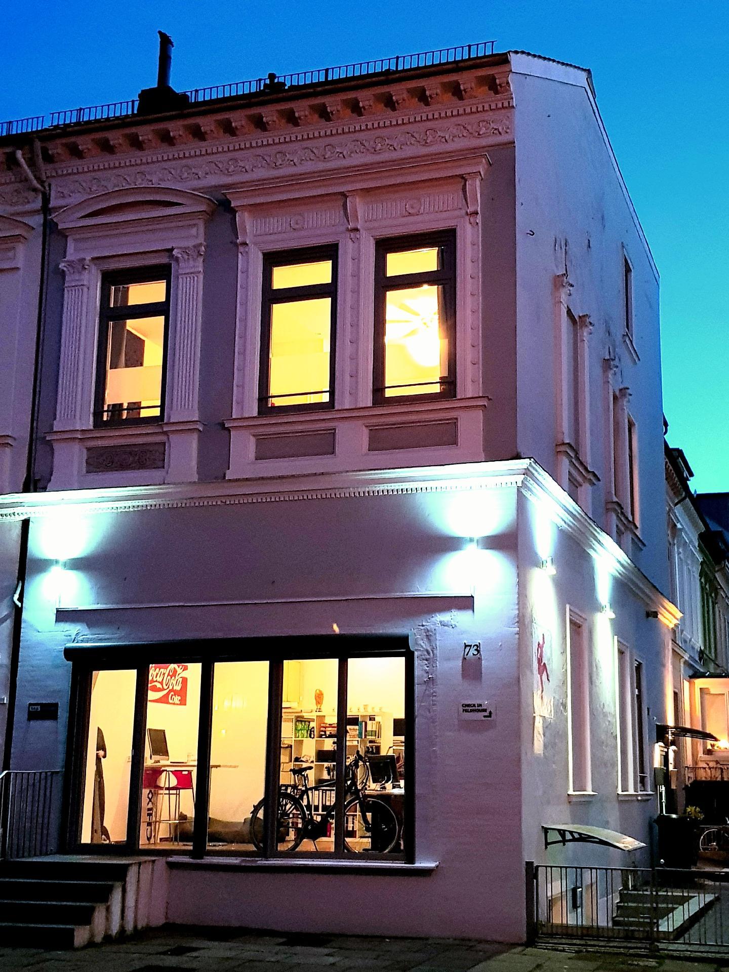 Studio für 3 Personen ca. 20 m² in Breme