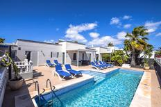 Holiday home 1874418 for 8 persons in Playa Blanca