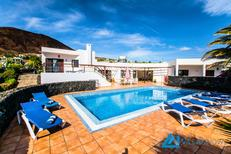 Holiday home 1874436 for 12 persons in Playa Blanca