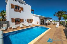 Holiday home 1874441 for 6 persons in Playa Blanca