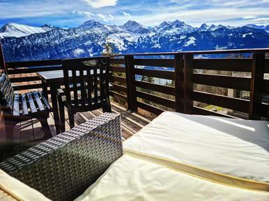 Für 6 Personen: Hübsches Apartment / Ferienwohnung in der Region Beatenberg