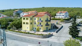 Studio 1882503 for 8 persons in Krk-town