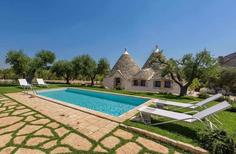Holiday home 1884228 for 7 persons in Alberobello