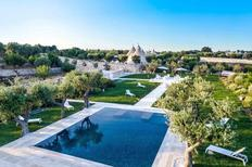 Holiday home 1884234 for 9 persons in Alberobello