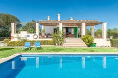 Holiday home 1884433 for 6 persons in Alcúdia