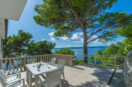 Für 10 Personen: Hübsches Apartment / Ferienwohnung in der Region Brela