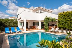 Holiday home 1894721 for 8 persons in Arenal d'En Castell