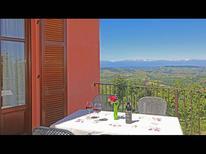 Holiday apartment 1895982 for 2 persons in Albaretto della Torre