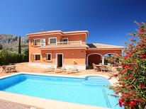 Holiday home 1903149 for 6 persons in Dénia