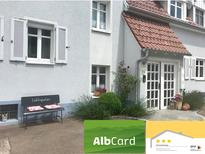 Holiday apartment 1905558 for 2 persons in Albstadt