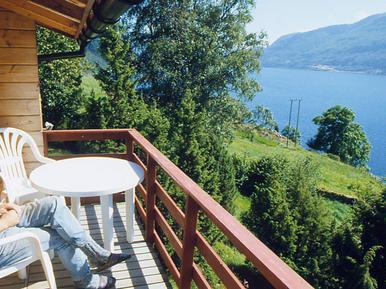 Gemütliches Ferienhaus : Region Nordfjord für 8 Personen