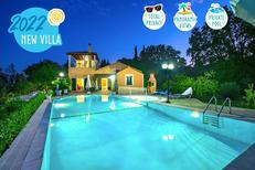 Holiday home 1911860 for 8 persons in Agnitsini