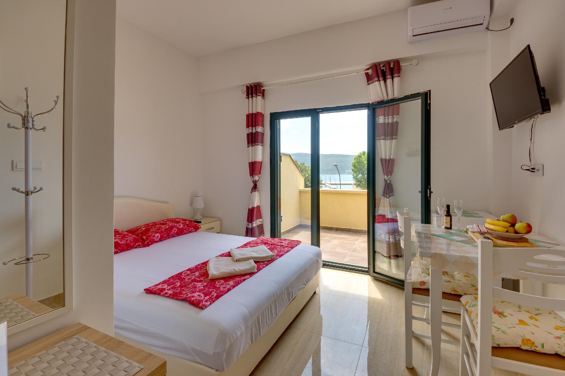 Gästezimmer für 2 Personen ca 20 m² in Meljine Bucht von Kotor