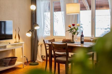 Für 5 Personen: Hübsches Apartment / Ferienwohnung in der Region Ostschweiz