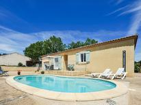 Holiday home 1919287 for 5 persons in Aigues-Vives