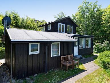 Gemütliches Ferienhaus : Region Seeland für 5 Personen