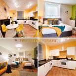 Appartement 1920492 voor 3 personen in Plymouth