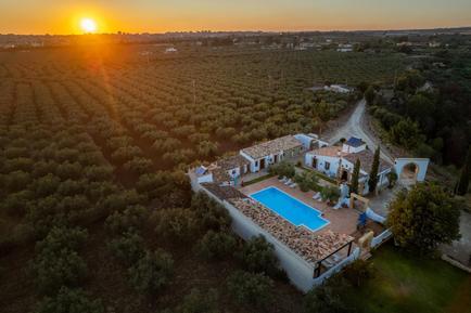 Ferienwohnung, Privater Pool
